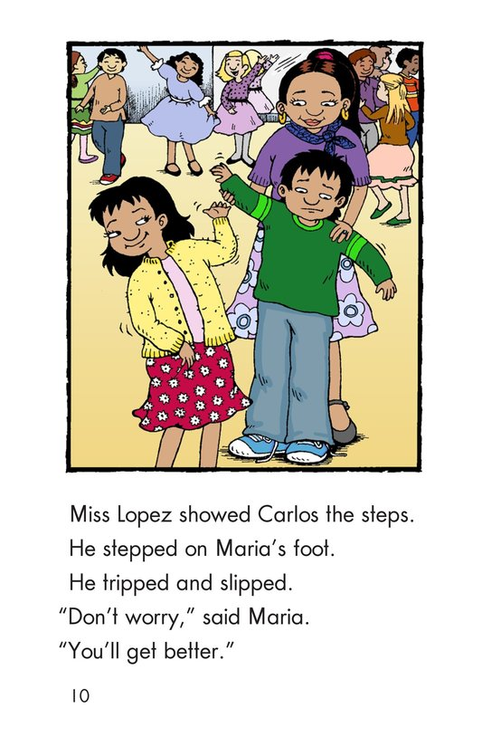 Book Preview For It's Cinco de Mayo, Carlos! Page 10