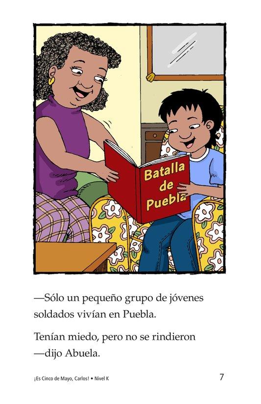 Book Preview For It's Cinco de Mayo, Carlos! Page 7
