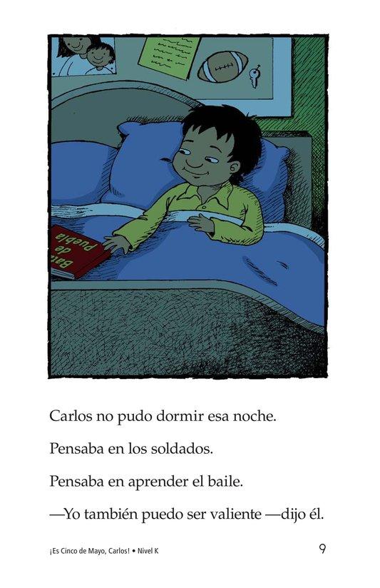 Book Preview For It's Cinco de Mayo, Carlos! Page 9