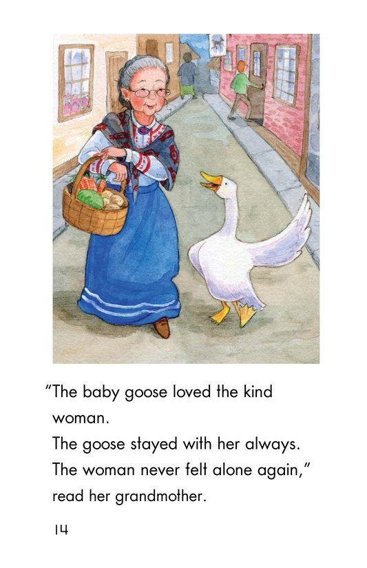 Book Preview For Anna and the Dancing Goose Page 14