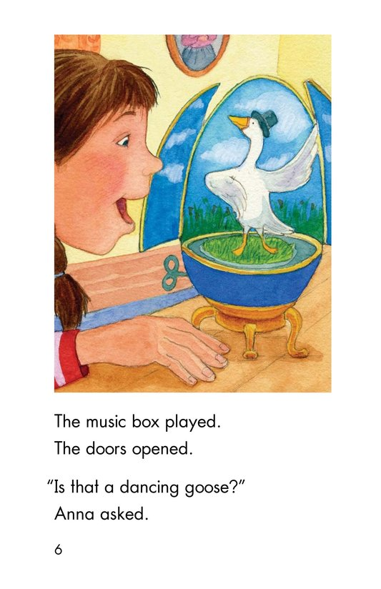 Book Preview For Anna and the Dancing Goose Page 6