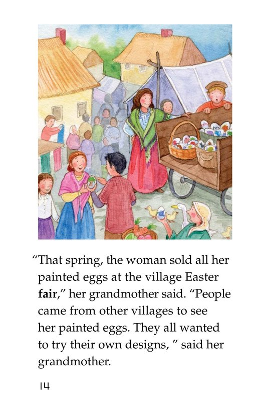 Book Preview For Anna and the Painted Eggs Page 14