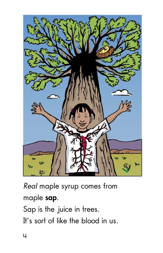 Book Preview For We Make Maple Syrup Page 4