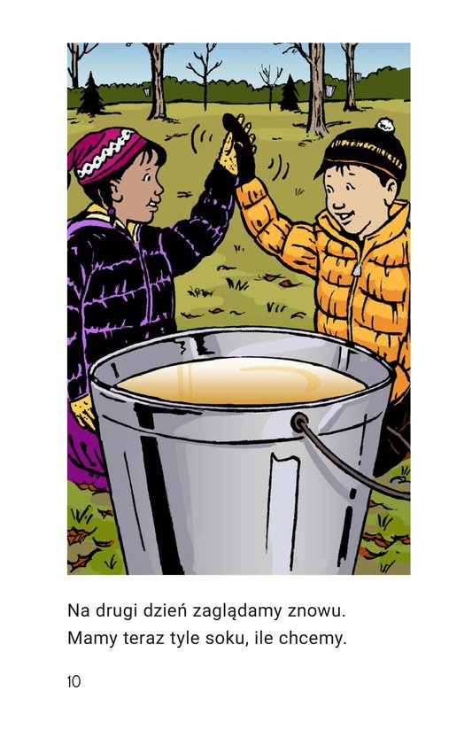 Book Preview For We Make Maple Syrup Page 10
