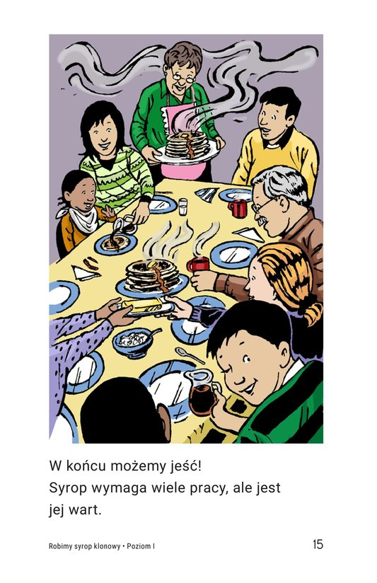 Book Preview For We Make Maple Syrup Page 15
