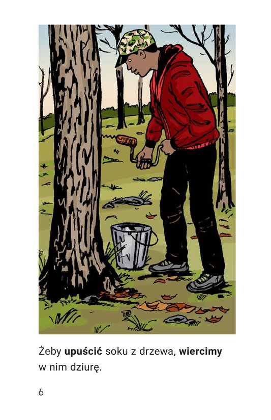 Book Preview For We Make Maple Syrup Page 6