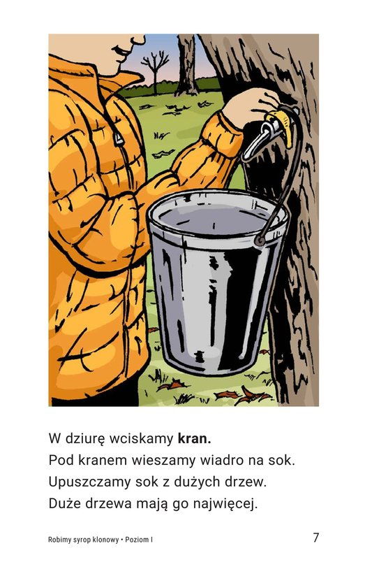 Book Preview For We Make Maple Syrup Page 7