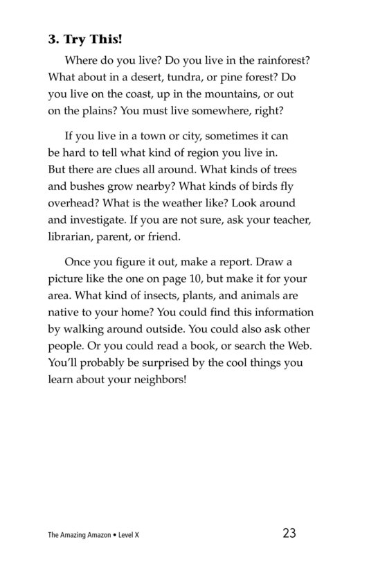 Book Preview For The Amazing Amazon Page 23