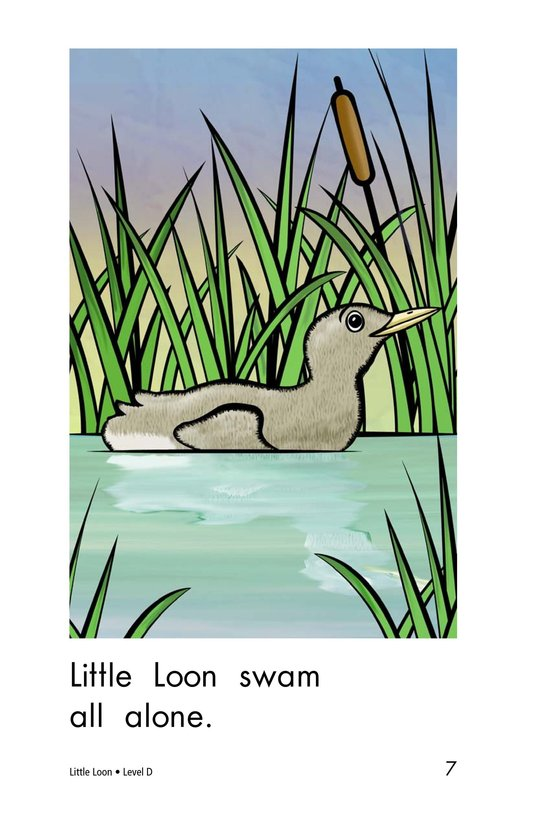 Book Preview For Little Loon Page 7