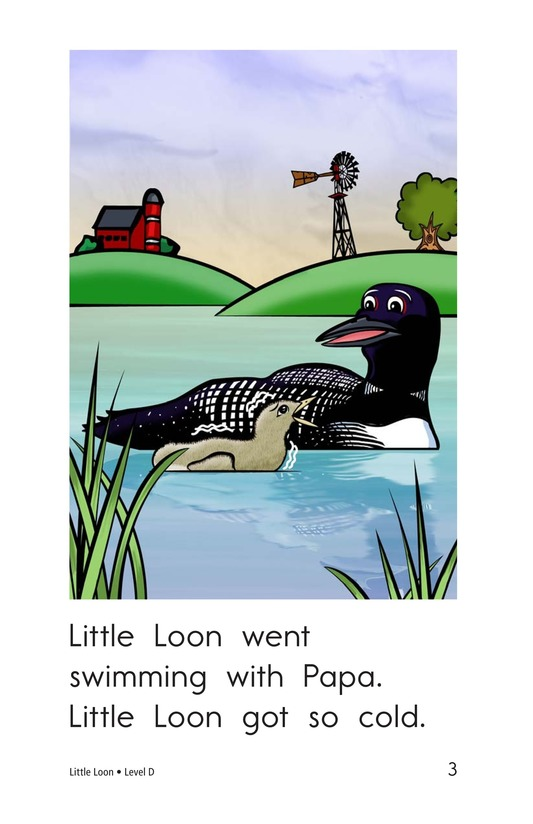 Book Preview For Little Loon Page 3