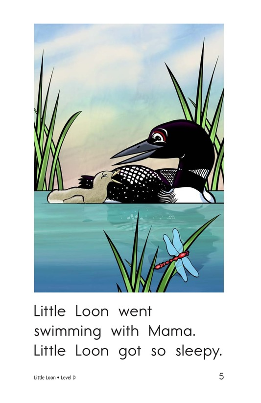 Book Preview For Little Loon Page 5