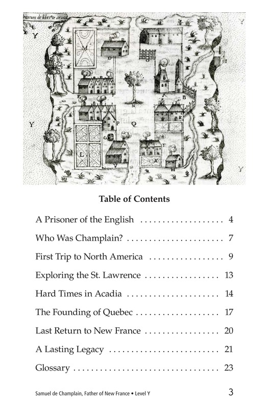 Book Preview For Samuel de Champlain, Father of New France Page 3