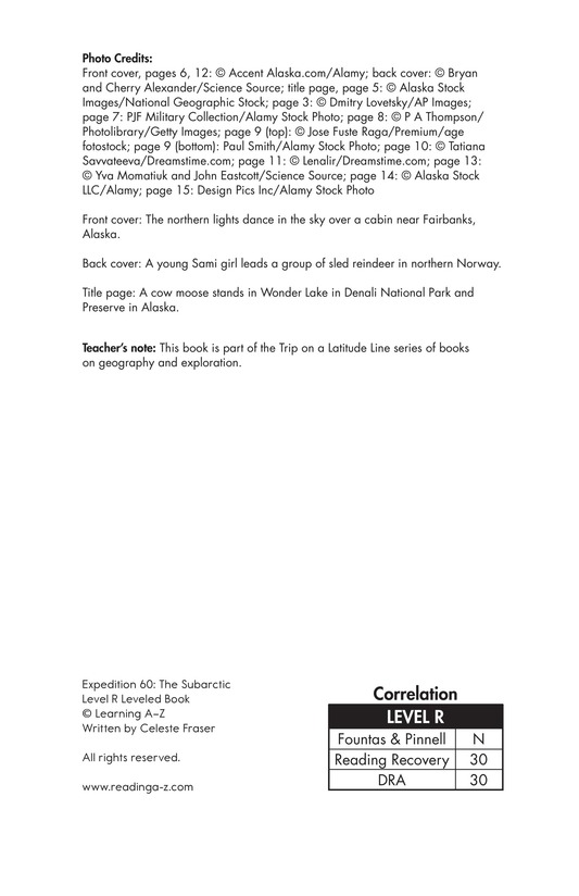 Book Preview For Expedition 60: The Subarctic Page 17