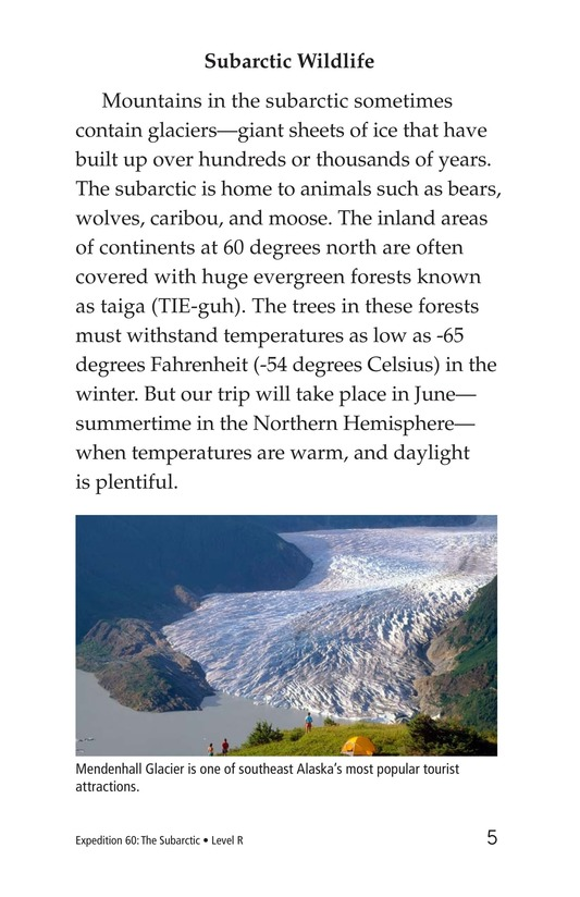 Book Preview For Expedition 60: The Subarctic Page 5