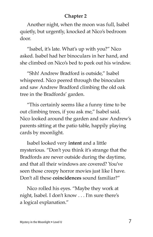 Book Preview For Mystery in the Moonlight Page 7