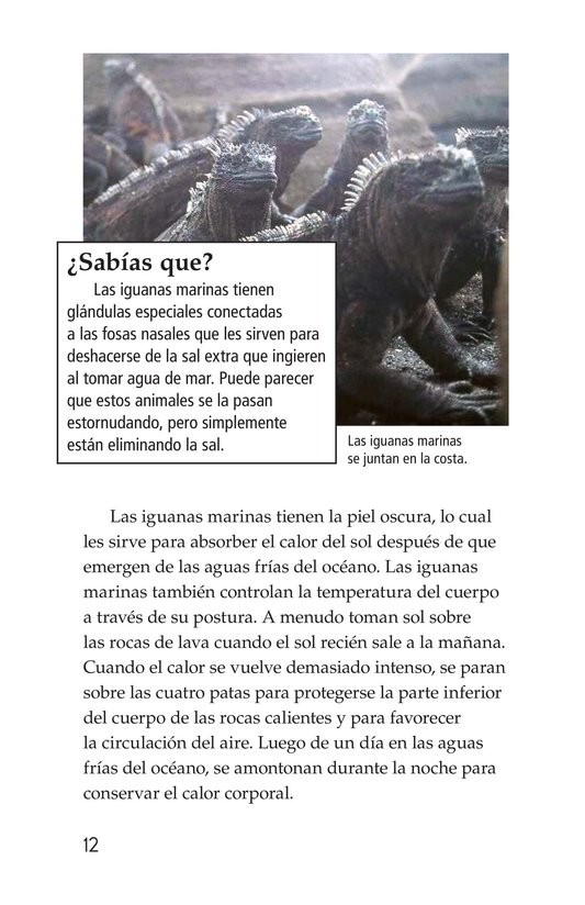Book Preview For Galapagos Wonder Page 12