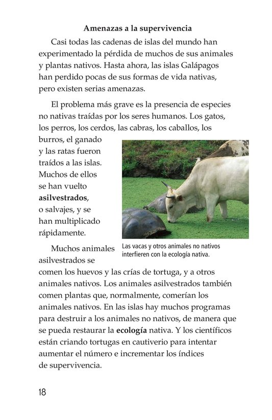 Book Preview For Galapagos Wonder Page 18