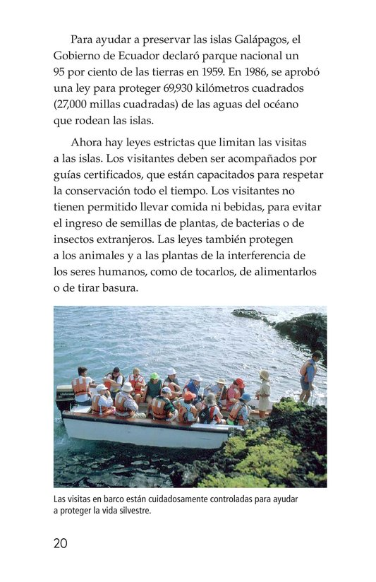 Book Preview For Galapagos Wonder Page 20