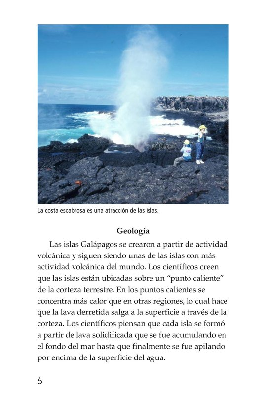 Book Preview For Galapagos Wonder Page 6