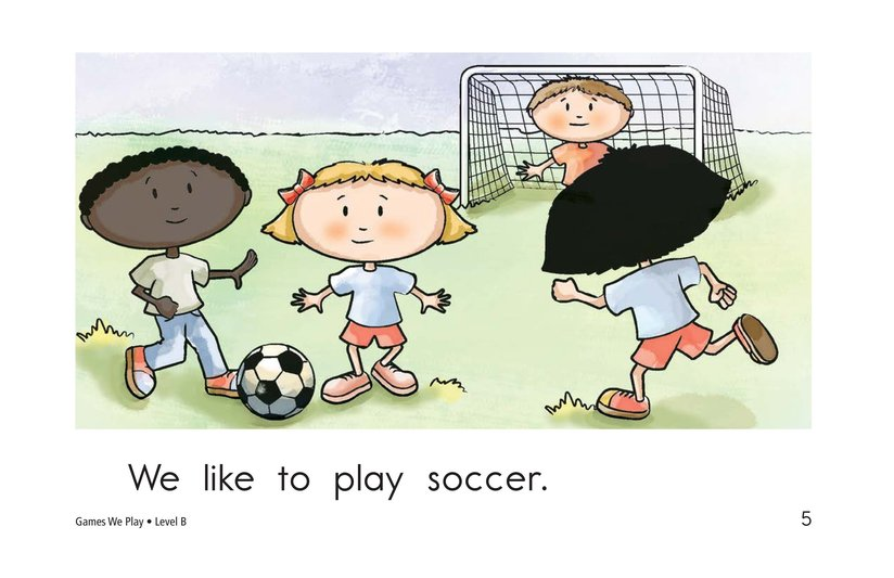 Book Preview For Games We Play Page 5