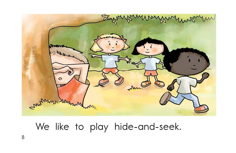 Book Preview For Games We Play Page 8