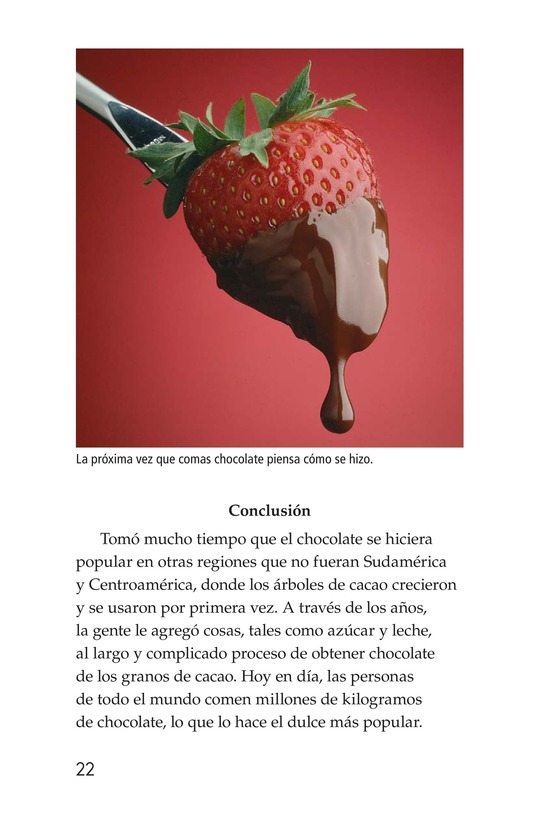 Book Preview For All About Chocolate Page 22