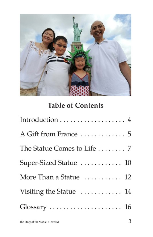 Book Preview For The Story of the Statue Page 3