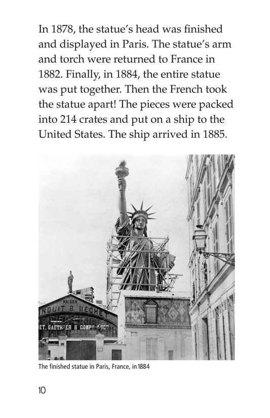 Book Preview For The Story of the Statue Page 10