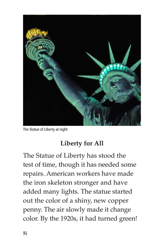 Book Preview For The Story of the Statue Page 14