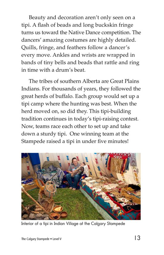 Book Preview For The Calgary Stampede Page 13
