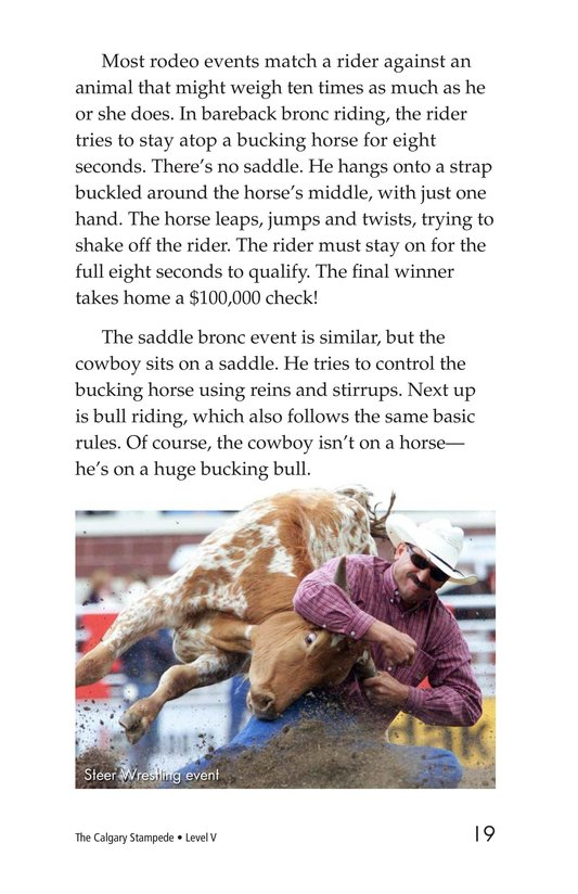 Book Preview For The Calgary Stampede Page 19