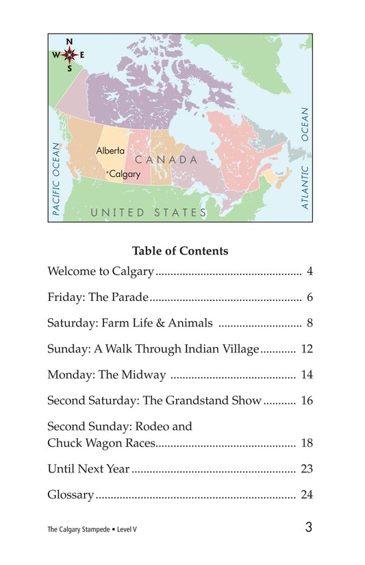 Book Preview For The Calgary Stampede Page 3