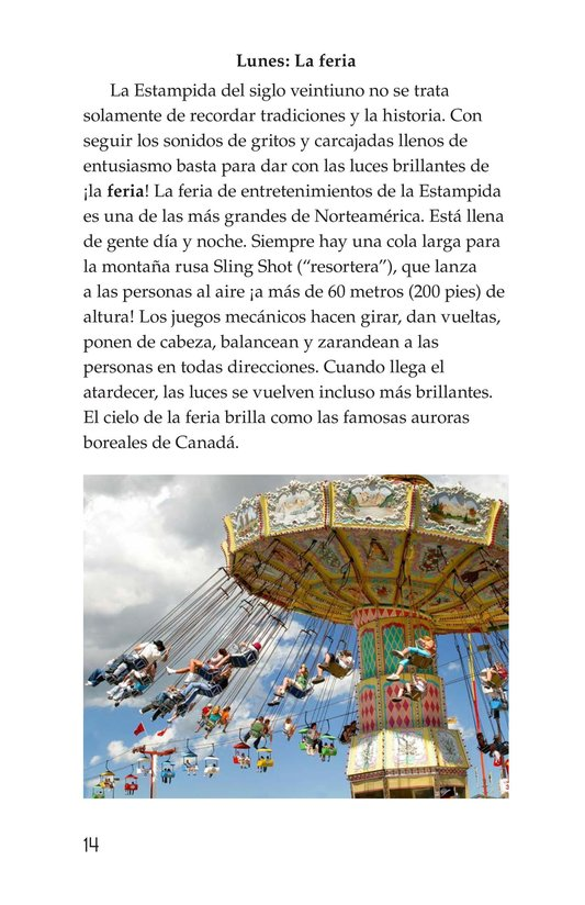 Book Preview For The Calgary Stampede Page 14