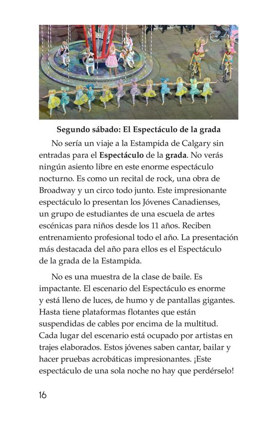 Book Preview For The Calgary Stampede Page 16