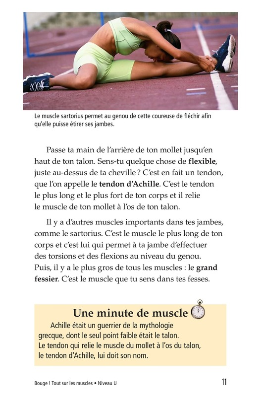 Book Preview For Get Moving! All About Muscles Page 11
