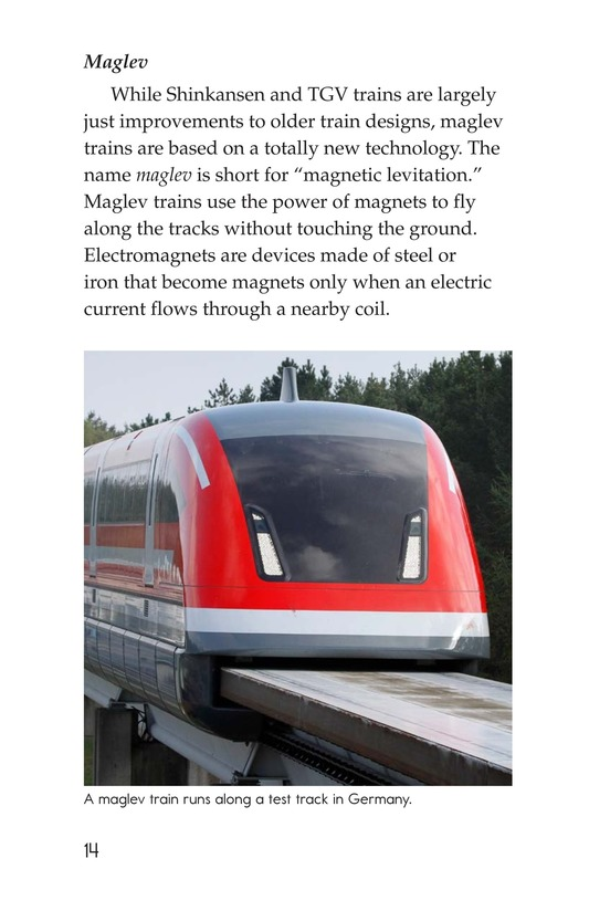 Book Preview For High-Speed Trains Page 14