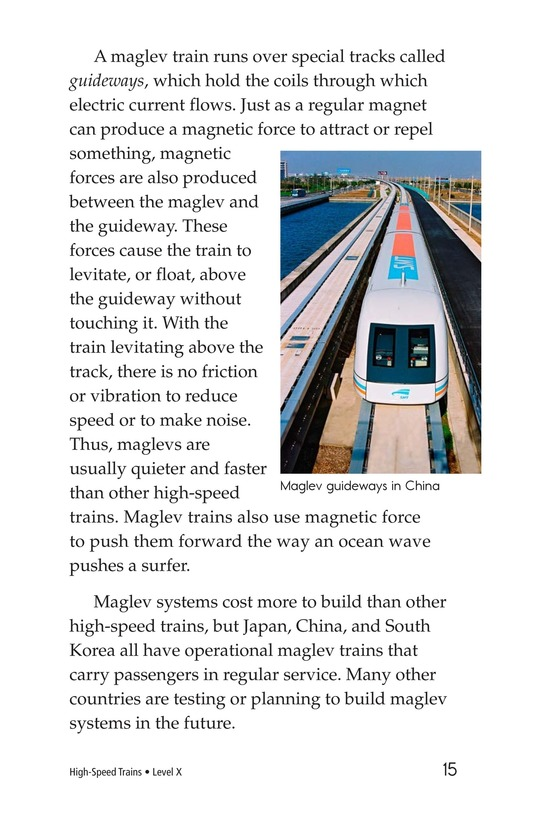 Book Preview For High-Speed Trains Page 15