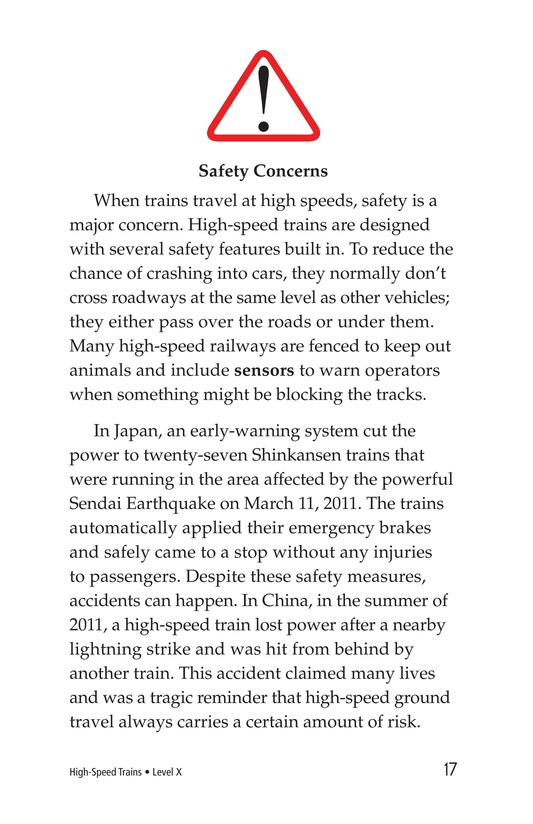 Book Preview For High-Speed Trains Page 17