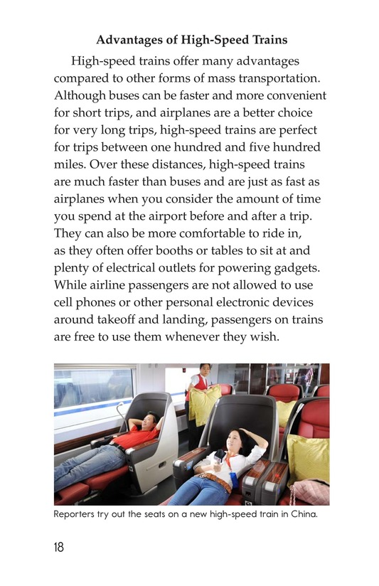 Book Preview For High-Speed Trains Page 18