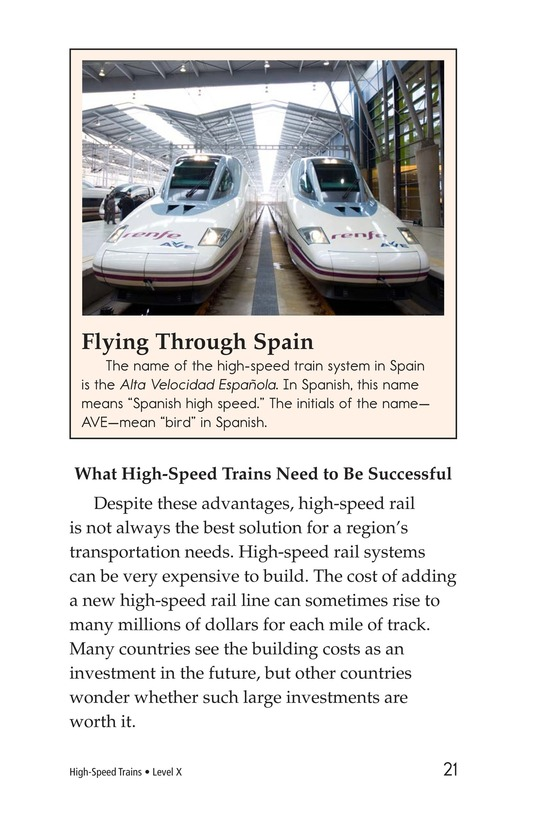 Book Preview For High-Speed Trains Page 21