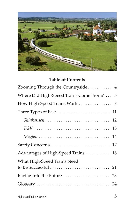 Book Preview For High-Speed Trains Page 3