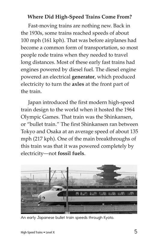 Book Preview For High-Speed Trains Page 5