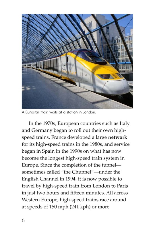 Book Preview For High-Speed Trains Page 6