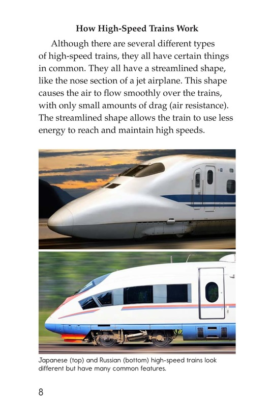 Book Preview For High-Speed Trains Page 8