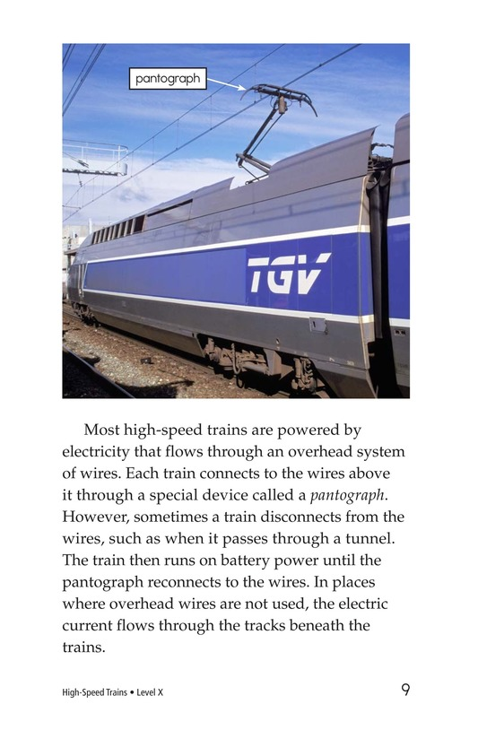 Book Preview For High-Speed Trains Page 9