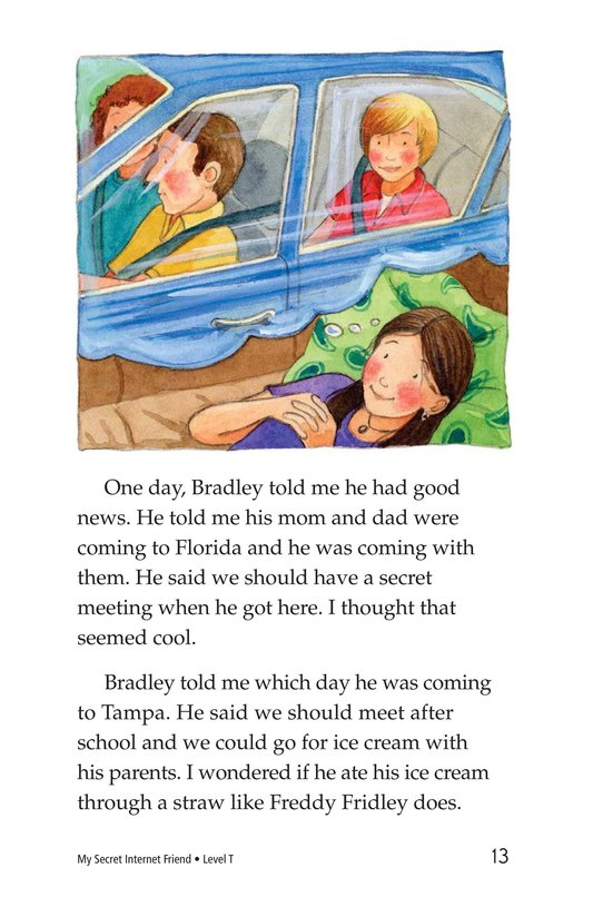 Book Preview For My Secret Internet Friend Page 13