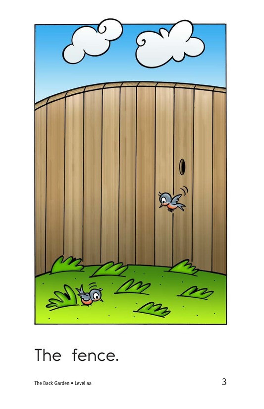 Book Preview For The Backyard Page 3