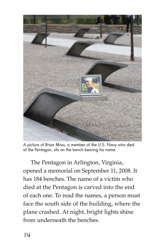 Book Preview For September 11: Always Remember Page 14