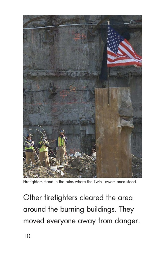 Book Preview For Heroes of September 11 Page 10