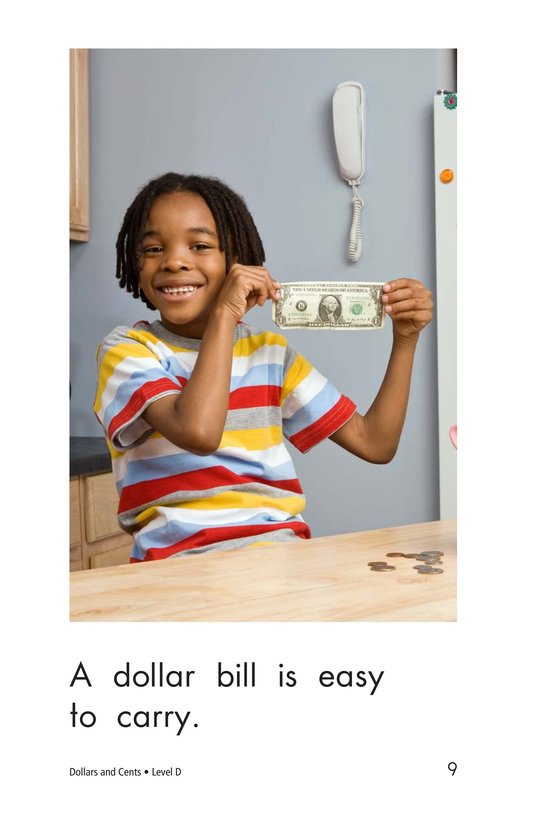 Book Preview For Dollars and Cents Page 9